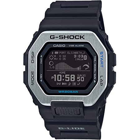 [カシオ] 腕時計 ジーショック G-LIDE GBX-100-1JF メンズ