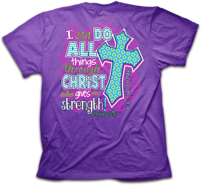 I Can Do All Things TShirt