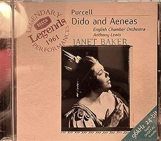 Purcell Dido & Aeneas Plus Bonus Aria