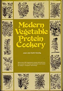 Modern vegetable protein cookery