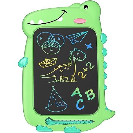 Kinder Dinosaurier Spielzeug Jungen Mädchen - Geschenkideen Spielzeug ab 3 4 5 6 Jahre Lcd Schreibtafel Kinder Adventskalender Geburtstag Geschenke Kinderspielzeug Lernspielzeug Weihnachtsgeschenke