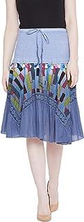 CAMEY Cotton a-line Skirt