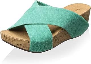 Chocolat Blu Women's Mackenzie Cork Sandal