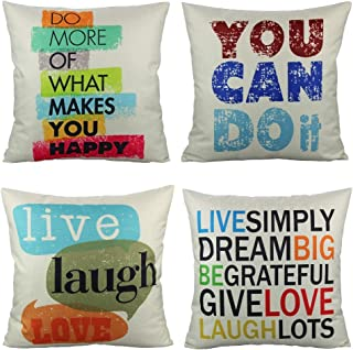 Best throw pillow quotes Reviews