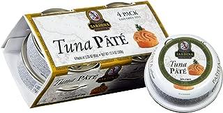 Adriatic Sardina Canned Tuna Pate, 3.3 oz (Pack of 4)