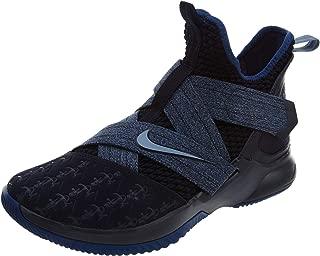 Best lebron james black and blue shoes Reviews