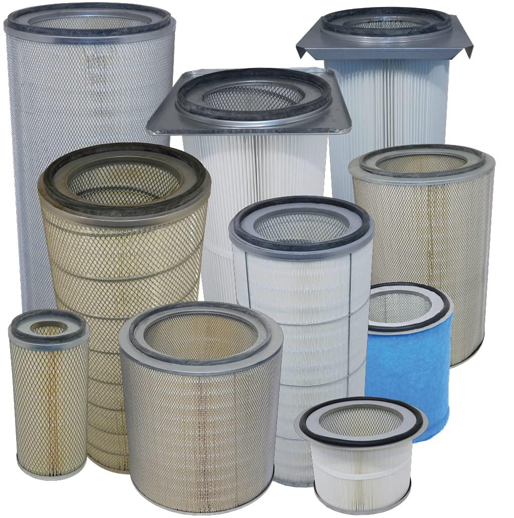 Torit 8PP-72452-01 OEM Special sale item Replacement Seasonal Wrap Introduction Filter Cellulose P Cartridge