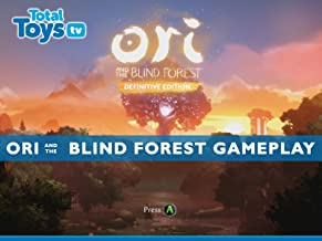 Clip: Ori and the Blind Forest Gameplay