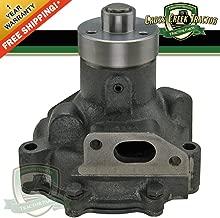 TX10252 New Water Pump for Long Tractors 260 310 350 360 445 460 510 550 560 610 2360 2460 2510 2610 Fiat F100 F110 F120 F130 100-90 110-90 115-90 1000 1000 Super 605C