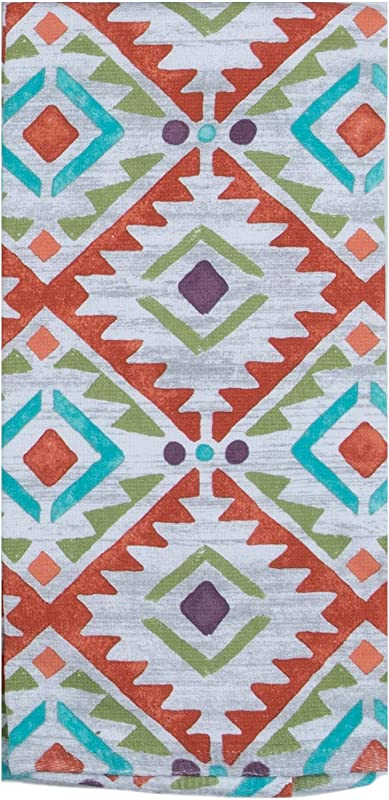 Kay Dee Designs Lovely Llama Geometric Dual Purpose Terry Kitchen Towel 16 X 26 Various