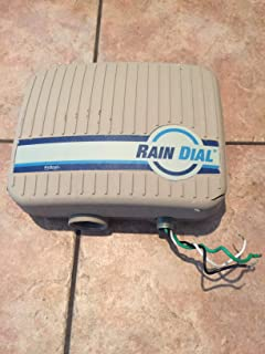 Irritrol Rain Dial RD900-EXT-R 9 Station Outdoor Irrigation Controller