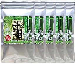 鮨屋さんの粉末緑茶100g×5パック   粉末緑茶   静岡県産茶葉使用   チャック付き袋使用   駿府堂茶舗