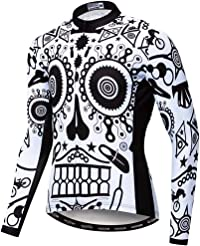 Maillot cycliste manches longues homme 3