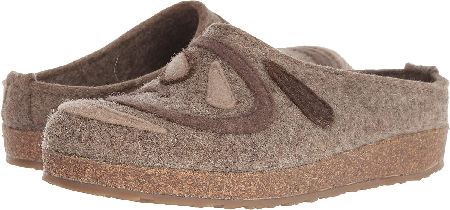 Haflinger Women's Grizzly Harmony Clog