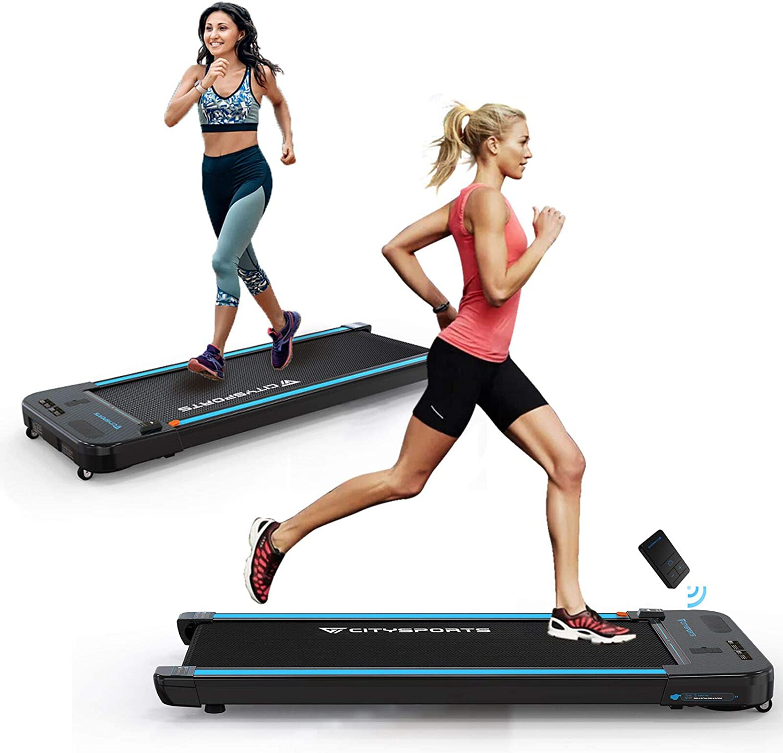 CITYSPORTS Treadmills Max 87% Los Angeles Mall OFF for Home Under Desk Walking Treadmill Pad