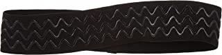 Goody 1941952 Slideproof Extra Wide Triple Wave Head Wrap, Black, 1 Units