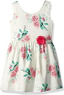 Little Girls' Sleeveless Dressy Dresses