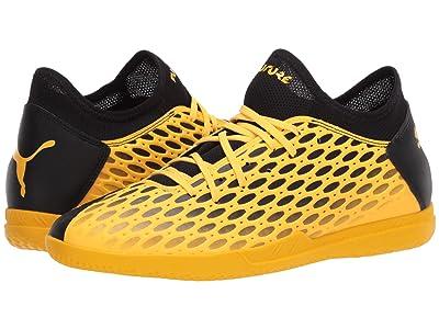 PUMA Future 5.4 It (Ultra Yellow/Puma Black) Men