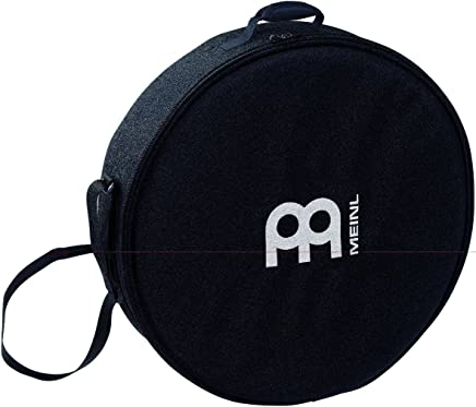 """Meinl Percussion 16"""" Frame Drum Bag with Shoulder Strap-Heavy Duty Nylon, Double Slide Zipper and Carrying Grip MFDB-16"""