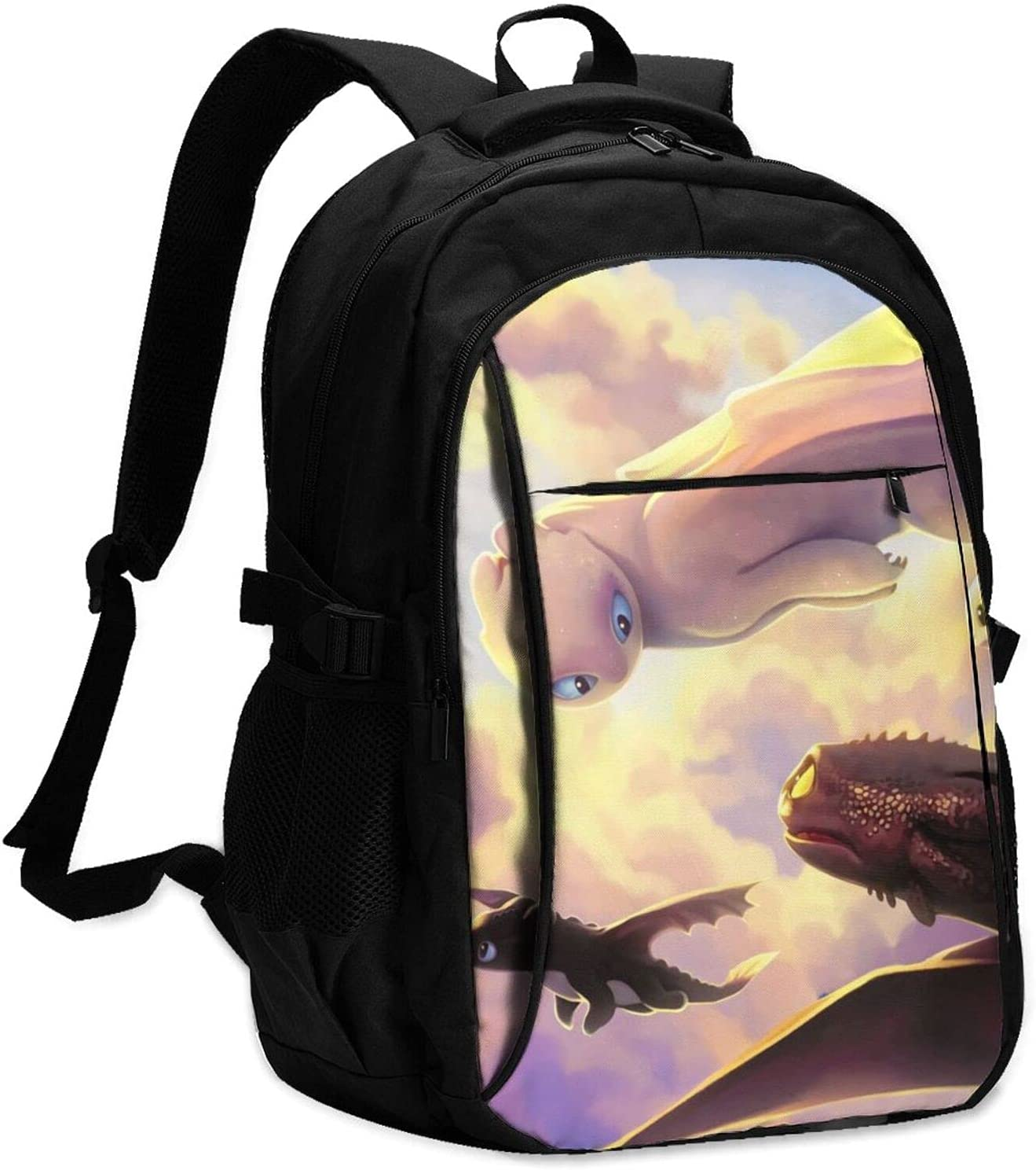 Award-winning free shipping store Portable Laptop Backpack With Usb Adult Port For Charging Unisex