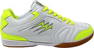 Agla F/40 鞋 室内,白色/黄色荧光,27.5 厘米/43