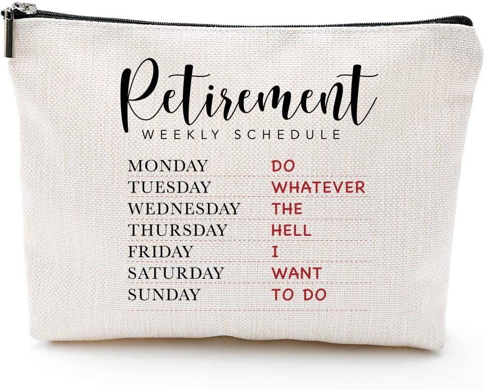 Max 41% OFF Funny Retirement Gifts for Women Sche Mom Boss-Retirement Weekly Regular dealer