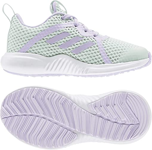 Dash Green/Purple Tint/White