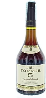 Brandy Imperial Torres Cl 70 5 Anni