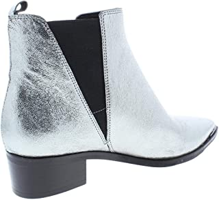   Iyale Ankle Booties   Pewter Multi Leather   9.5