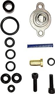 TamerX Fuel Pressure Regulator Upgrade Kit w/Valve Cap & Blue Spring - 1998-2003 Ford Power Stroke 7.3L