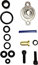 TamerX Fuel Pressure Regulator Upgrade Kit w/Valve Cap & Blue Spring - 1998-2003 Ford Power Stroke 7.3L