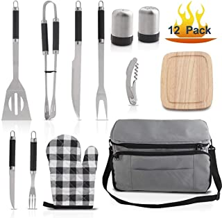 outdoor grill organizer