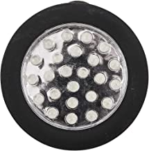 Am-Tech 24 LED Worklight Round Cdu S1583