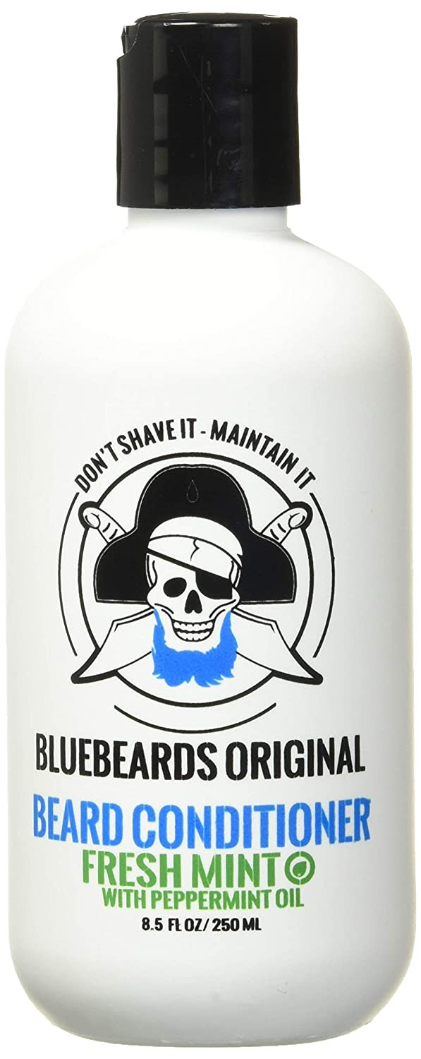 High shipfree quality new Bluebeards Original Fresh Mint Beard with Peppermint Conditioner