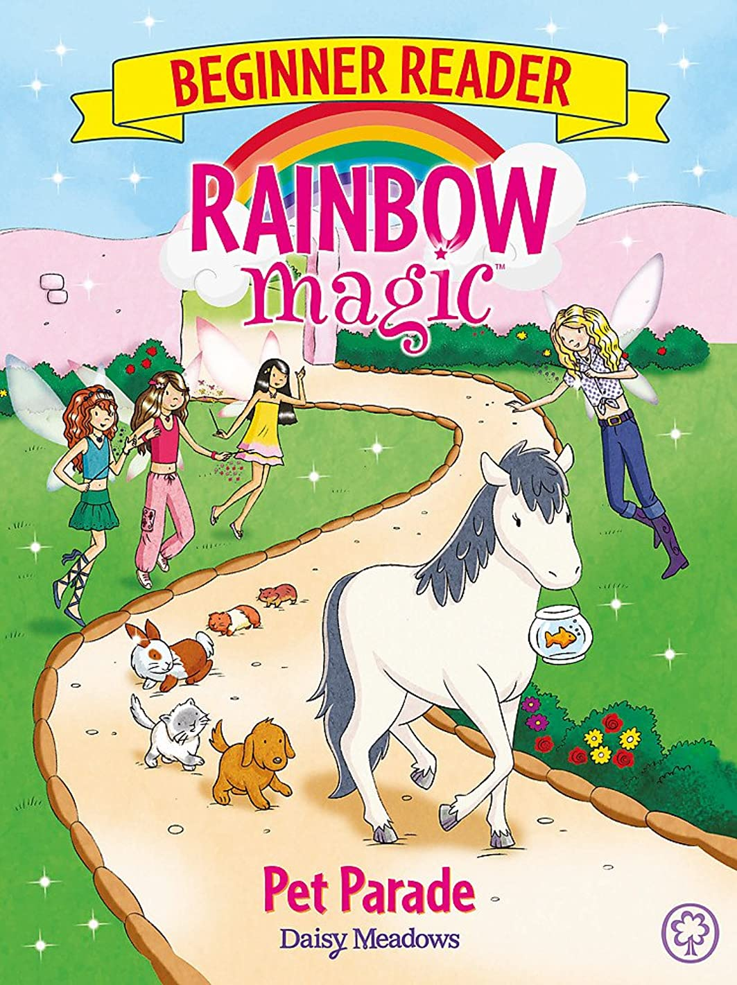 Pet Parade: Book 8 (Rainbow Magic Beginner Reader)