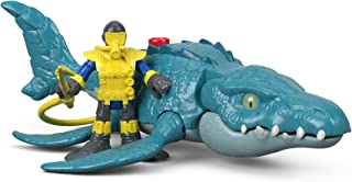 Fisher-Price Imaginext Jurassic World, Mosasaurus & Diver
