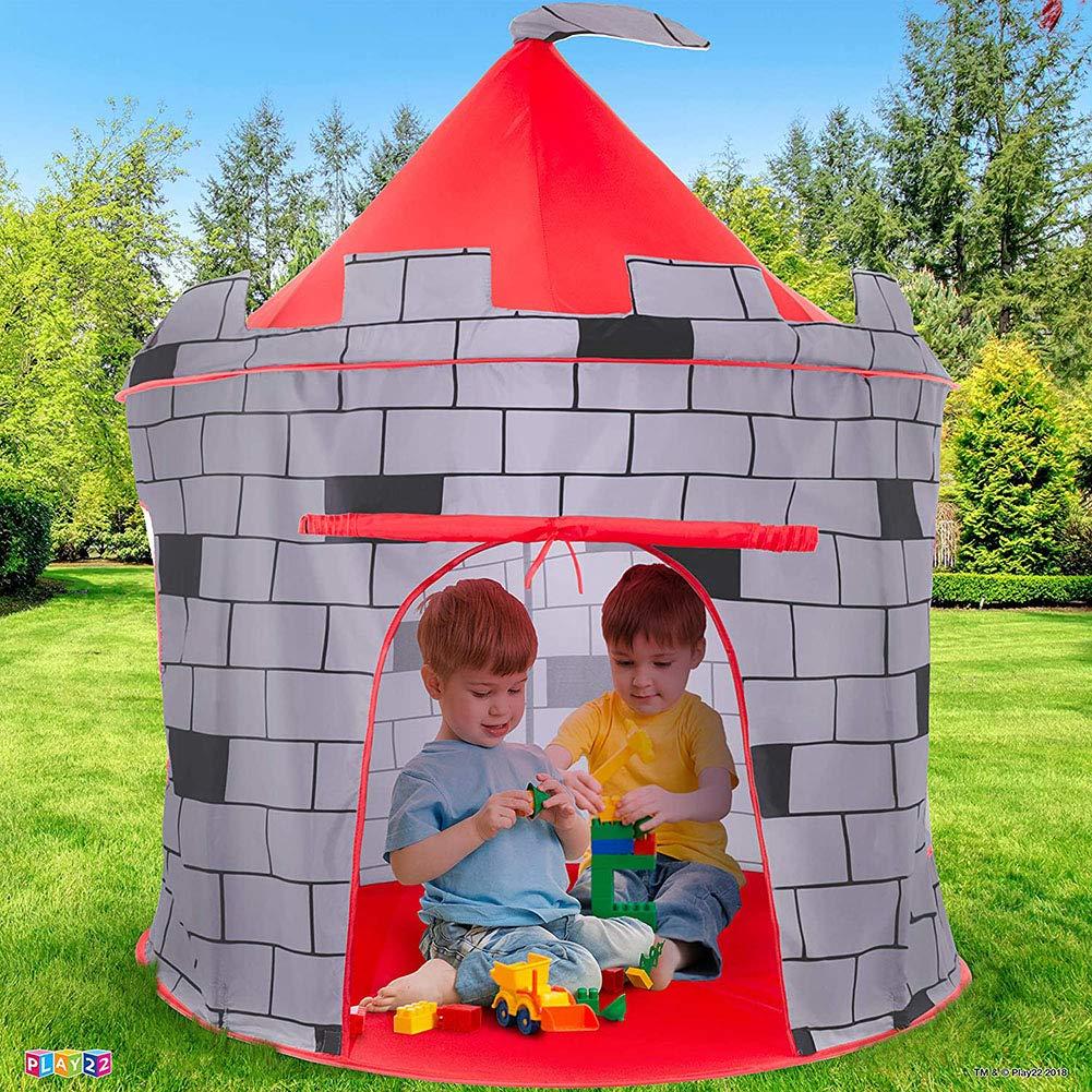 LITI Kids Play Tent Knight Castle