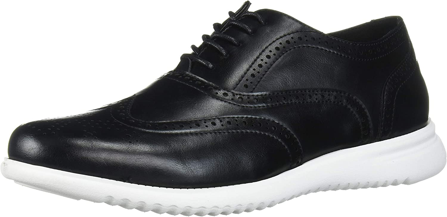 Unlisted by Kenneth Cole Men's Nio Wing Lace Up Oxford