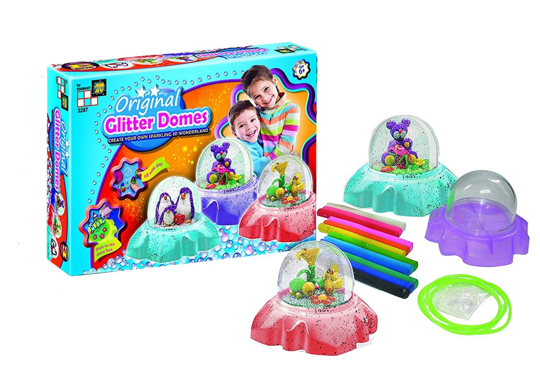 AMAV Glitter Domes Kit Kids