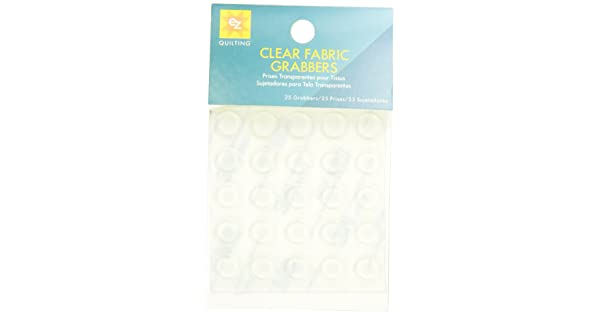 EZ Quilting Clear Fabric Grabbers
