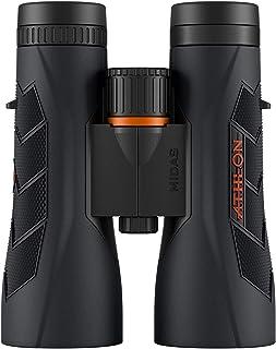 Athlon Optics Midas G2 UHD Binocular - 12x50, Black