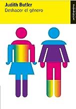 Deshacer el genero/ Undoing Gender (Paidos Studio) (Spanish Edition)
