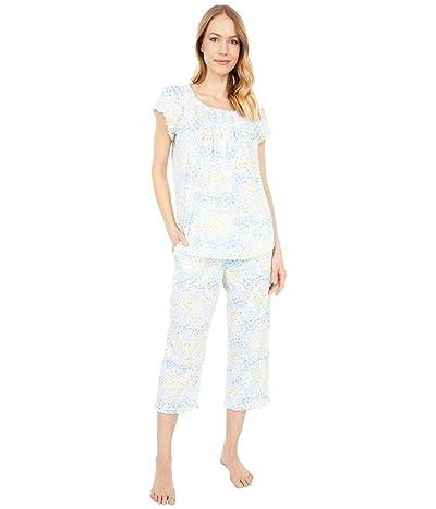 Eileen West Cap Sleeve Long Pajama Set