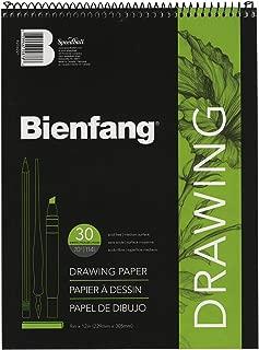 Bienfang Raritan 9 by 12-Inch Drawing Pad, 30 Sheets