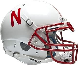 Schutt NCAA Nebraska Cornhuskers On-Field Authentic XP Football Helmet
