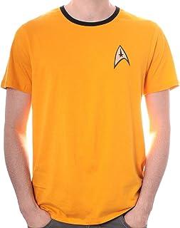 Star Trek Uniforme - Camiseta para hombre