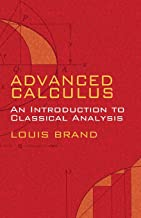 Advanced Calculus: An Introduction to Classical Analysis (Dover Books on Mathematics)