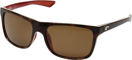 Shiny Tortoise/Hibiscus/Hibiscus Crystal/Copper 580G