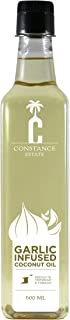 Constance Estate Garlic Infused Coconut Oil (16 Ounce/ 500ml)