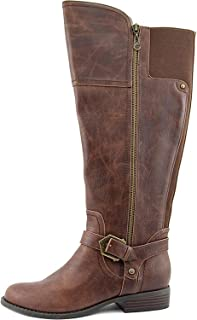 G By Guess Hailee Women's Boots Dark Brown Size 5.5 M